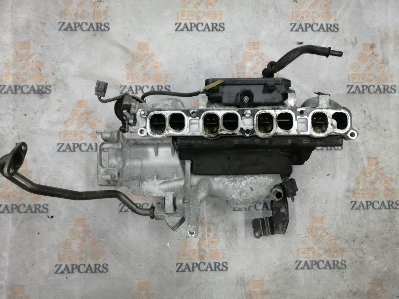 Коллектор впускной Mazda Cx-7 L3-VDT 2009 (б/у)