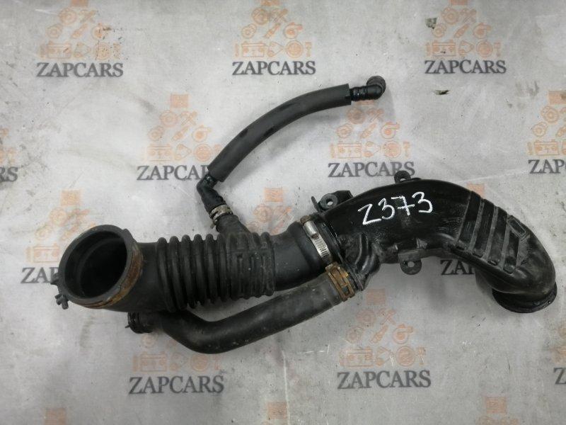 Воздухозаборник двигателя Mazda Cx-7 L3-VDT 2009 (б/у)