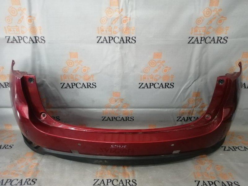 Бампер задний Mazda Cx-5 2 2017 (б/у)
