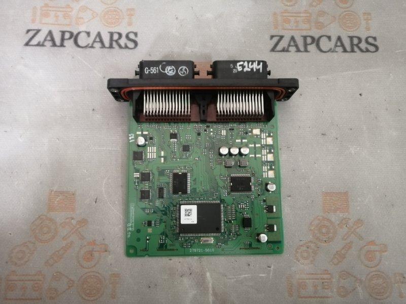 Блок управления двигателем Mazda 3 BL Z6 2009 (б/у)