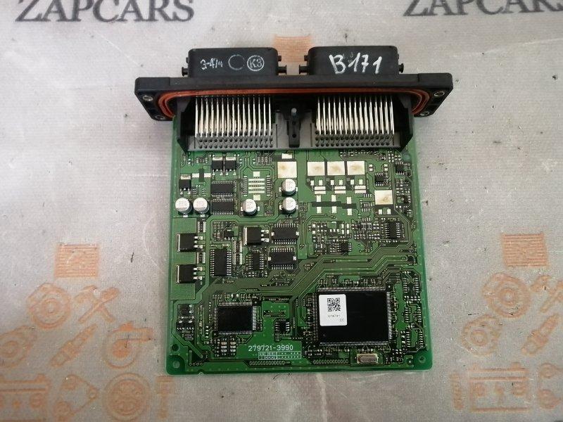 Блок управления двигателем Mazda 3 BK Z6 2007 (б/у)