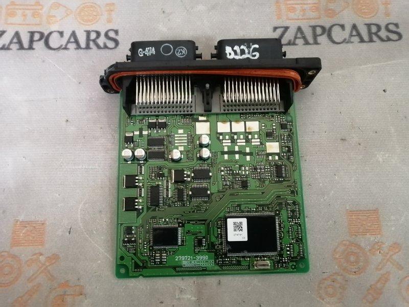 Блок управления двигателем Mazda 3 BK Z6 2008 (б/у)