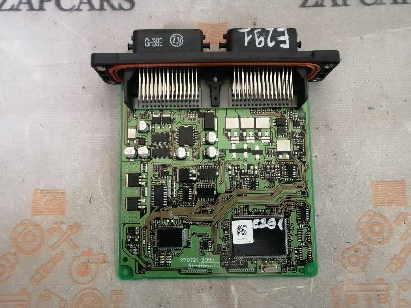Блок управления двигателем Mazda 3 BK Z6 2006 (б/у)