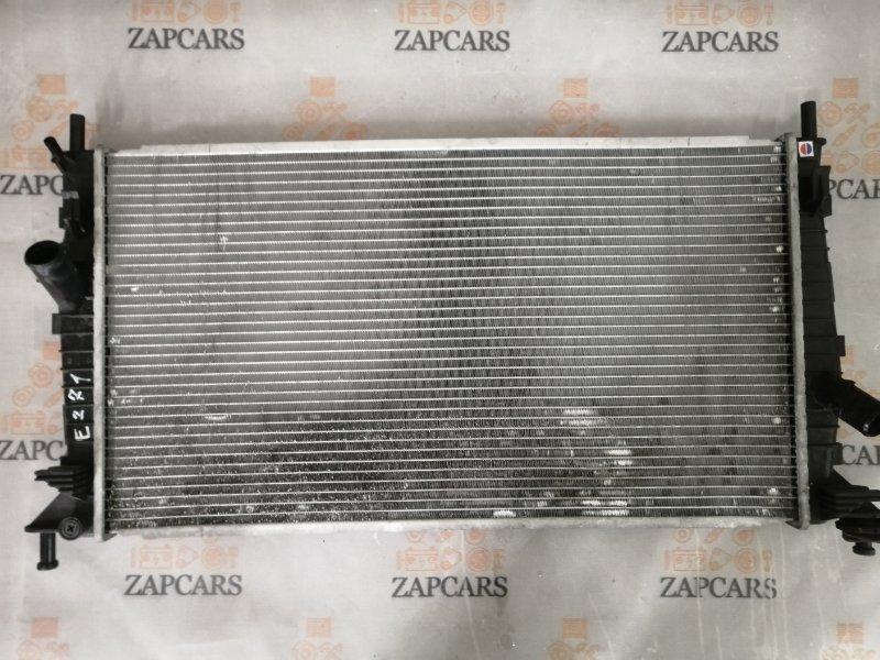 Радиатор двс Mazda 3 BK LF 2005 (б/у)