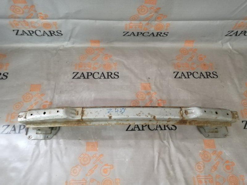 Усилитель бампера Mazda 3 BK Z6 2005 задний (б/у)