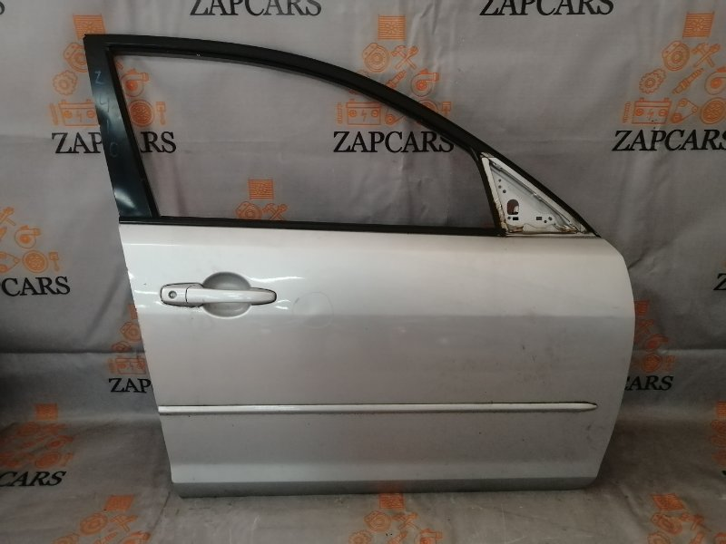 Дверь Mazda 3 BK Z6 2005 передняя правая (б/у)