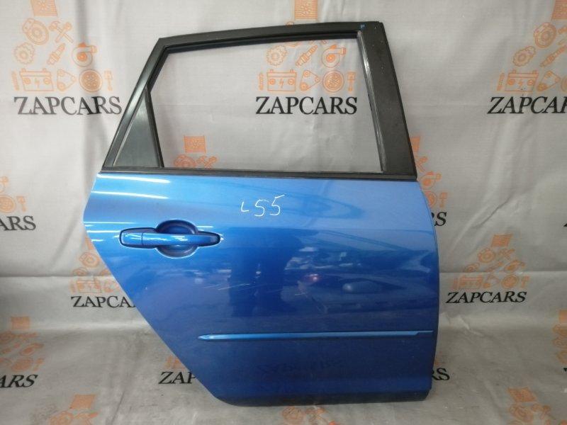 Дверь Mazda 3 BK LF 2005 задняя правая (б/у)