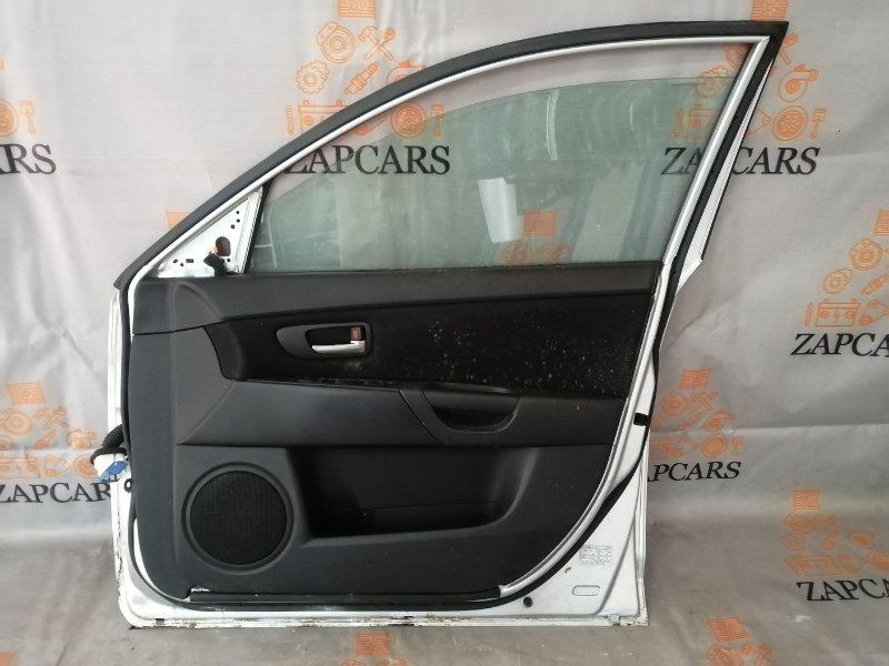 Дверь Mazda 3 BK Z6 2006 передняя правая (б/у)