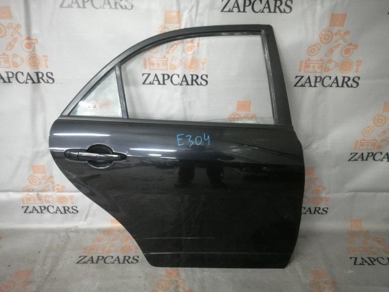 Дверь Mazda 6 Mps GG L3-VDT 2006 задняя правая (б/у)