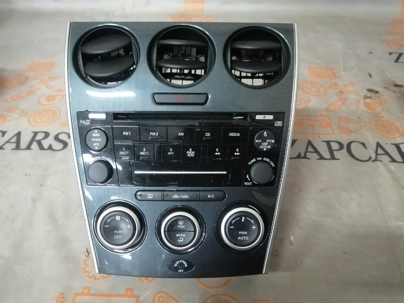 Магнитола Mazda 6 Mps GG L3-VDT 2006 (б/у)