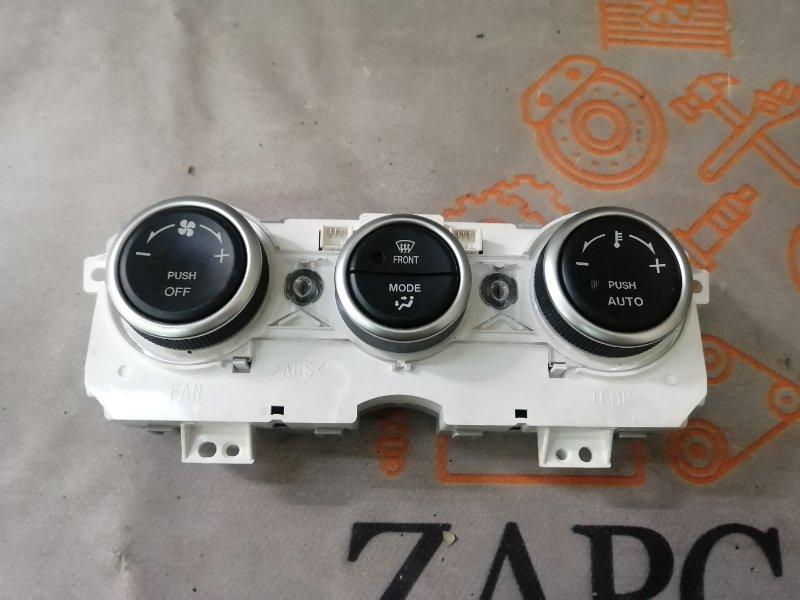 Блок управления климат-контролем Mazda 6 Mps GG L3-VDT 2006 (б/у)