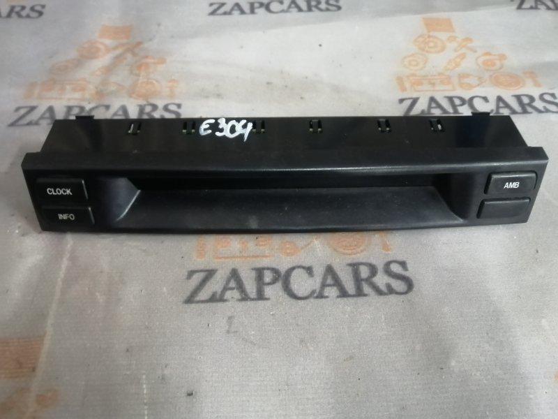 Дисплей информационный Mazda 6 Mps GG L3-VDT 2006 (б/у)