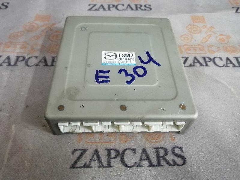 Блок управления двигателем Mazda 6 Mps GG L3-VDT 2006 (б/у)