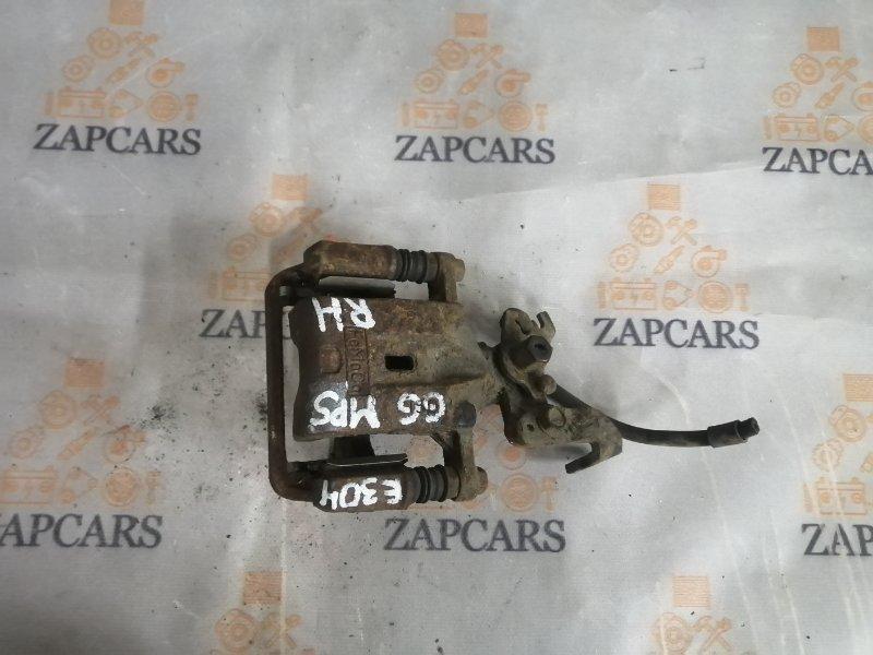 Тормозной суппорт Mazda 6 Mps GG L3-VDT 2006 задний правый (б/у)