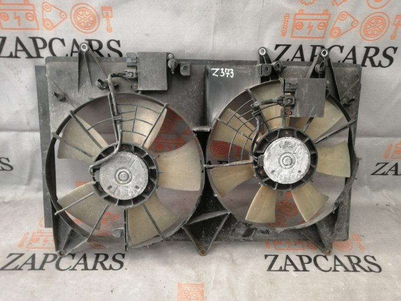 Вентилятор радиатора Mazda Cx-7 L3-VDT 2009 (б/у)