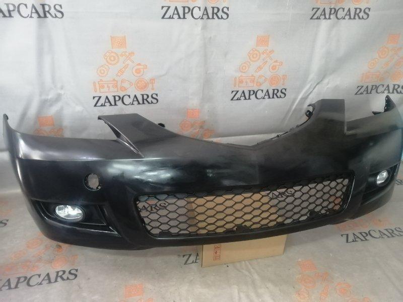 Бампер Mazda 3 BK СЕДАН 2007