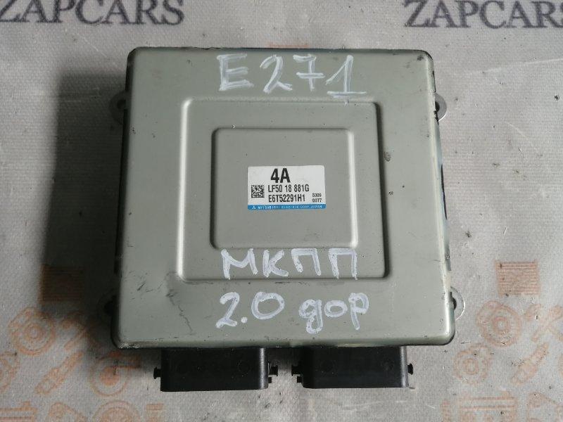 Эбу Mazda 3 BK LF 2005 (б/у)