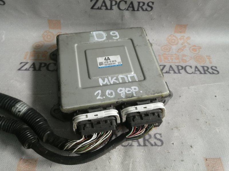 Эбу Mazda 3 BK LF 2006 (б/у)