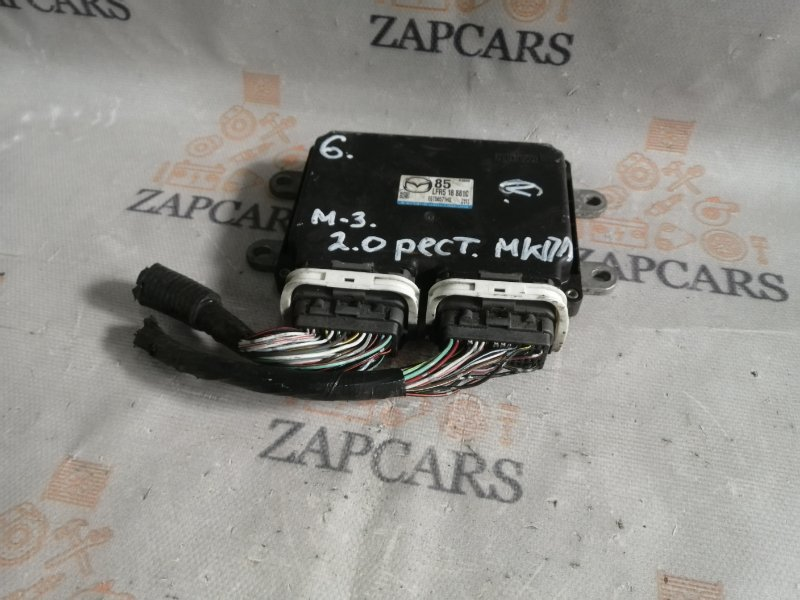 Блок управления двигателем Mazda 3 BK LF17 2008 (б/у)