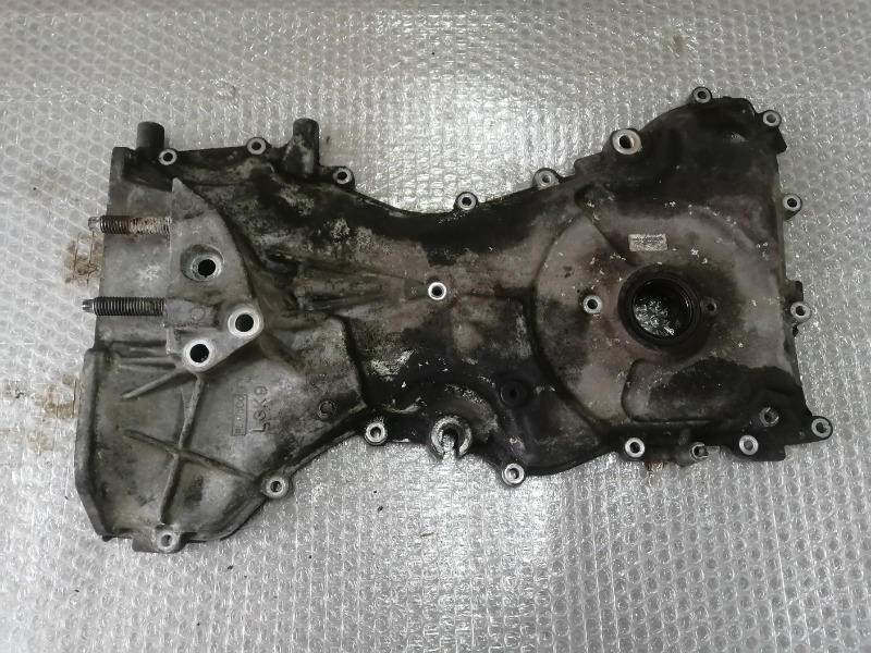 Передняя крышка двигателя Mazda Cx-7 L3-VDT 2007 (б/у)