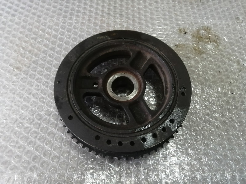 Шкив коленвала Mazda Cx-7 L3-VDT 2007 (б/у)