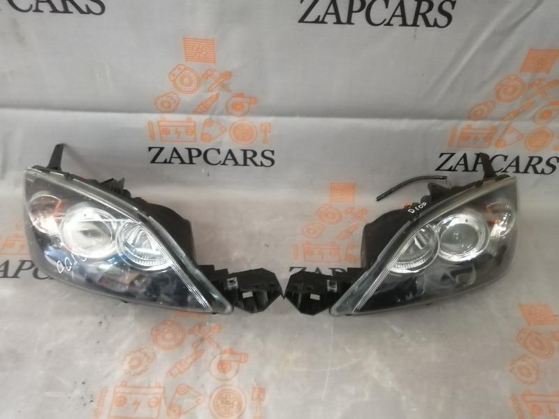 Фары Mazda 3 BK Z6 2007 (б/у)