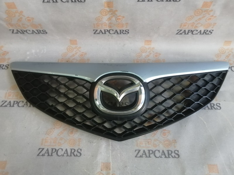 Решетка радиатора Mazda 3 BK Z6 2007 (б/у)