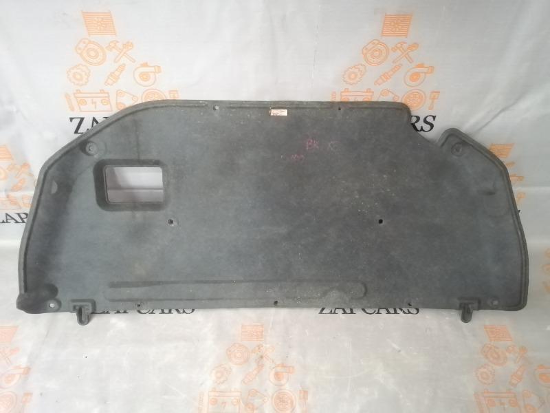 Обшивка капота Mazda 3 BK Z6 2007 (б/у)