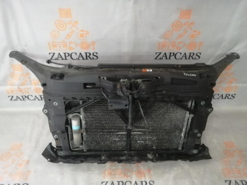 Кассета радиаторов Mazda 3 BK Z6 2007 (б/у)