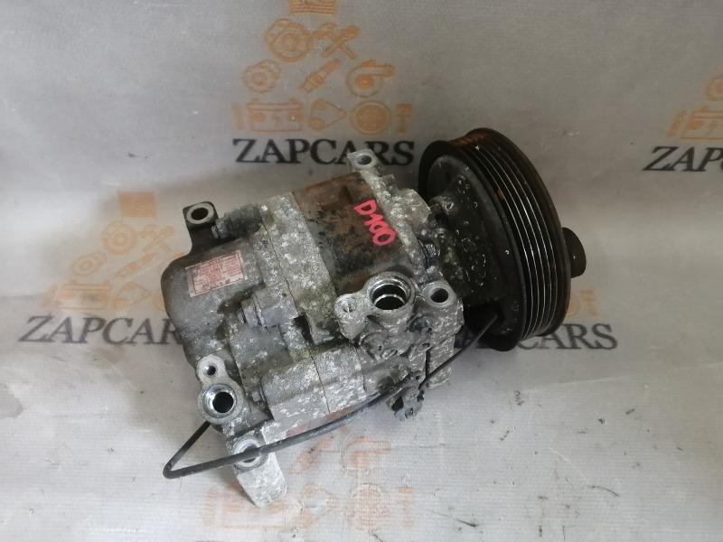 Компрессор кондиционера Mazda 3 BK Z6 2007 (б/у)