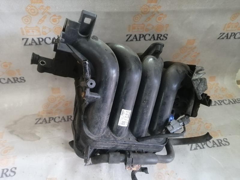 Коллектор впускной Mazda 3 BK Z6 2007 (б/у)