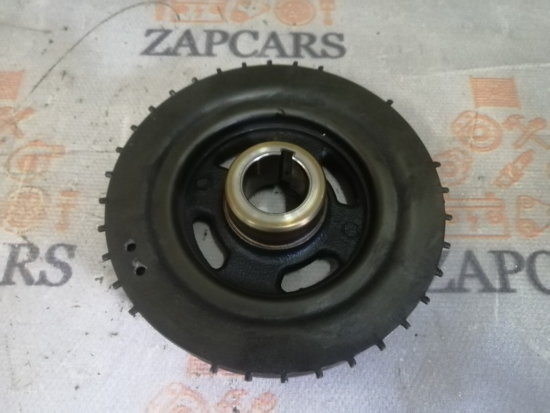 Шкив коленвала Mazda 3 BK Z6 2007 (б/у)