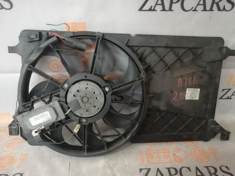 Вентилятор радиатора Mazda 3 BK LF 2006 (б/у)