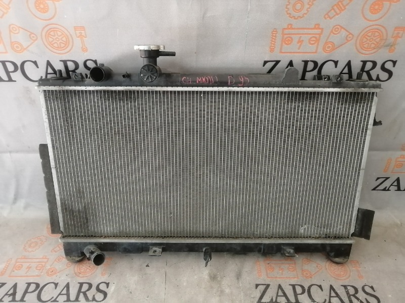 Радиатор двс Mazda 6 GH L5VE 2009 (б/у)