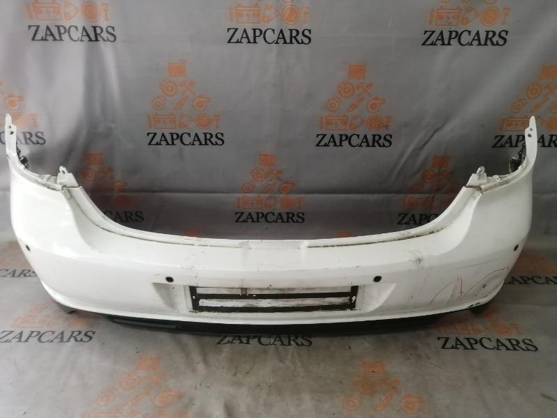 Бампер Mazda 6 GH L5VE 2009 задний (б/у)