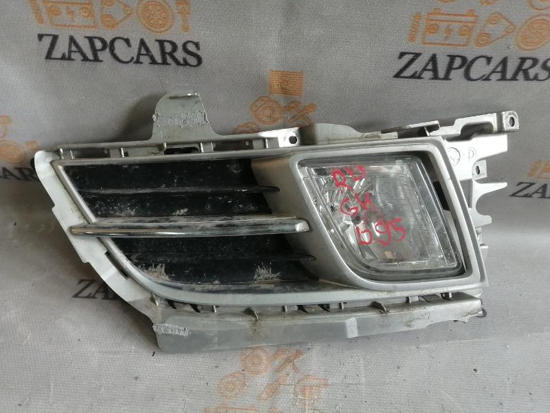 Фара противотуманная Mazda 6 GH L5VE 2009 правая (б/у)