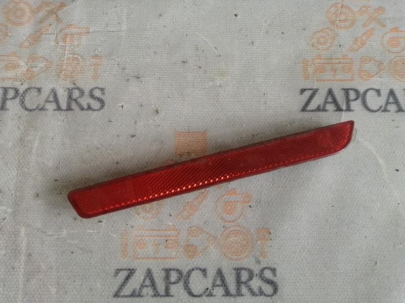 Катафот бампера Mazda 6 GH L5VE 2009 задний правый (б/у)