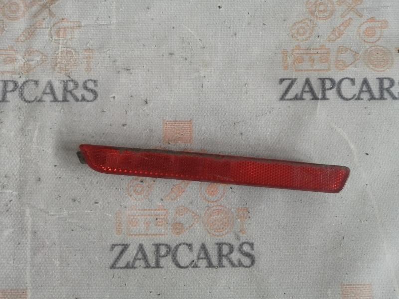 Катафот бампера Mazda 6 GH L5VE 2009 задний левый (б/у)