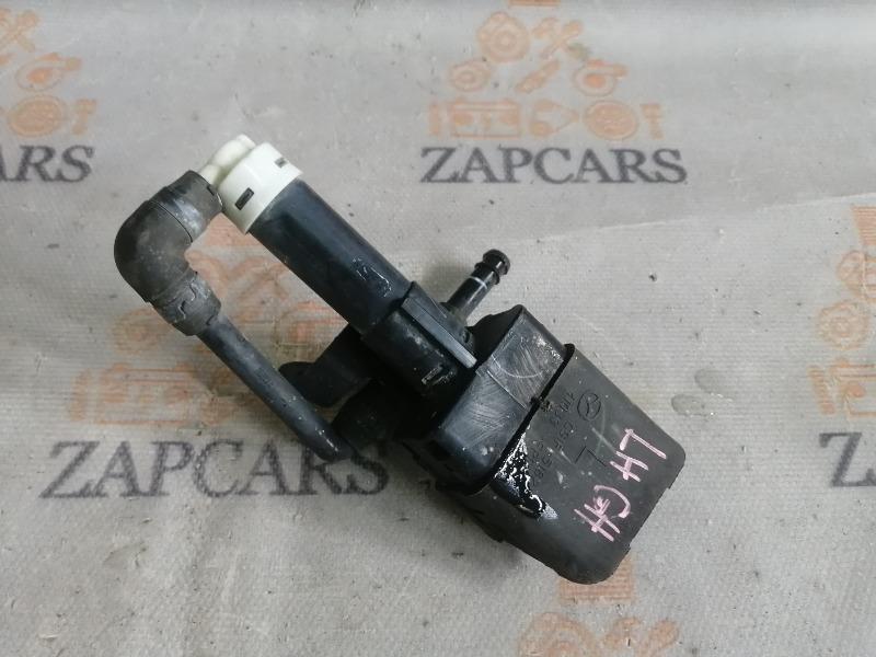 Форсунка омывателя фары Mazda 6 GH L5VE 2009 левая (б/у)