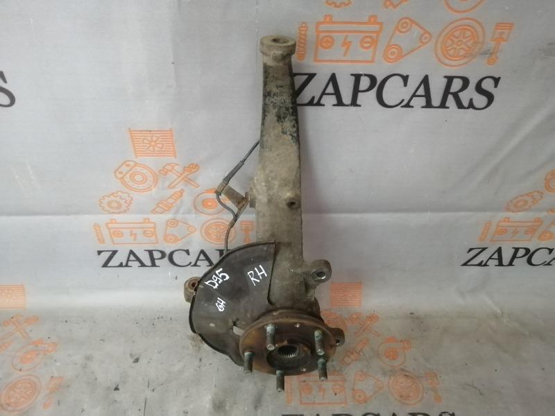 Поворотный кулак Mazda 6 GH L5VE 2009 правый (б/у)