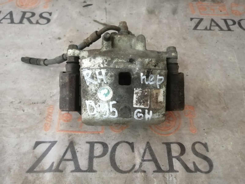 Тормозной суппорт Mazda 6 GH L5VE 2009 передний правый (б/у)