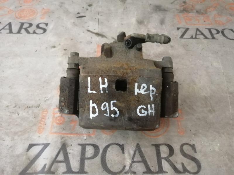 Тормозной суппорт Mazda 6 GH L5VE 2009 передний левый (б/у)