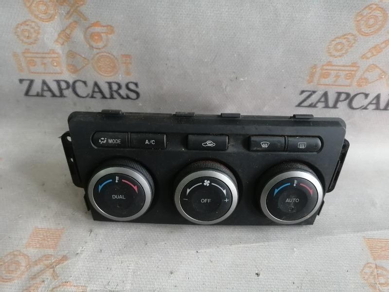Блок управления климат-контролем Mazda 6 GH L5VE 2009 (б/у)