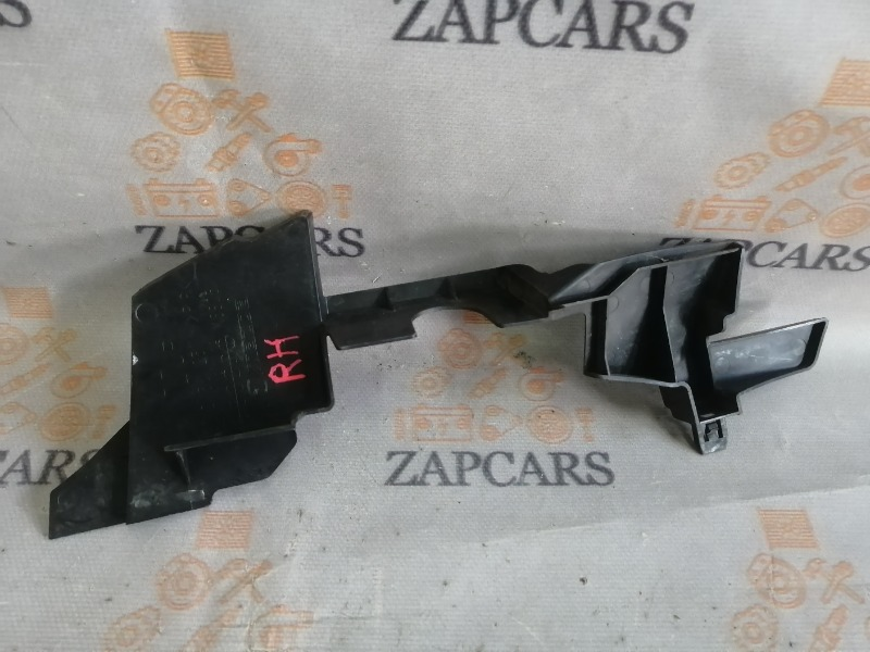 Дефлектор радиатора Mazda 6 GH L5VE 2009 правый (б/у)