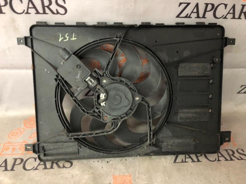 Диффузор Ford Mondeo 4 2.0 TDCI 2011 (б/у)