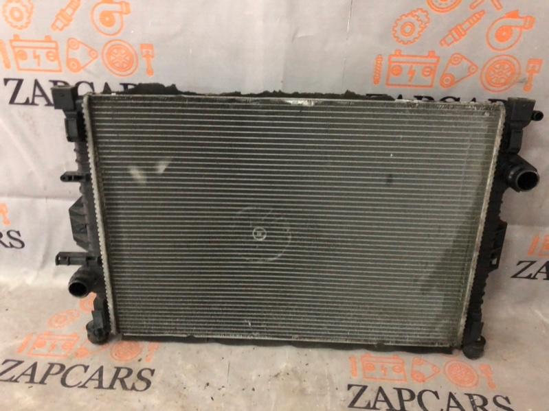 Радиатор двс Ford Mondeo 4 2.0 TDCI 2011 (б/у)