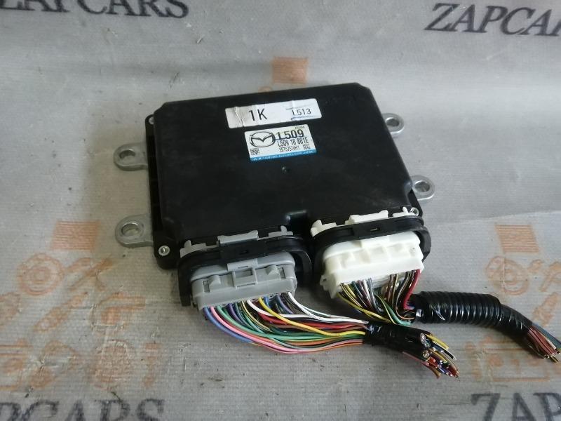 Блок управления двигателем Mazda 6 GH L5VE 2009 (б/у)