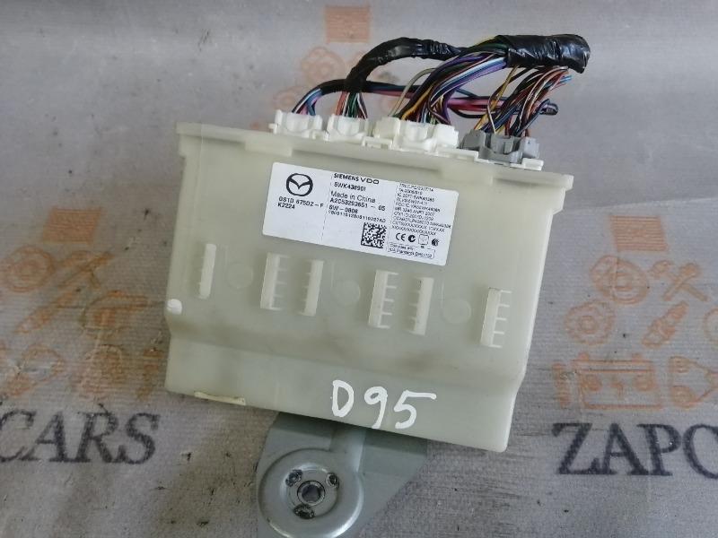 Блок управления Mazda 6 GH L5VE 2009 (б/у)