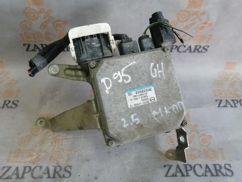 Блок управления рулевой рейкой Mazda 6 GH L5VE 2009 (б/у)