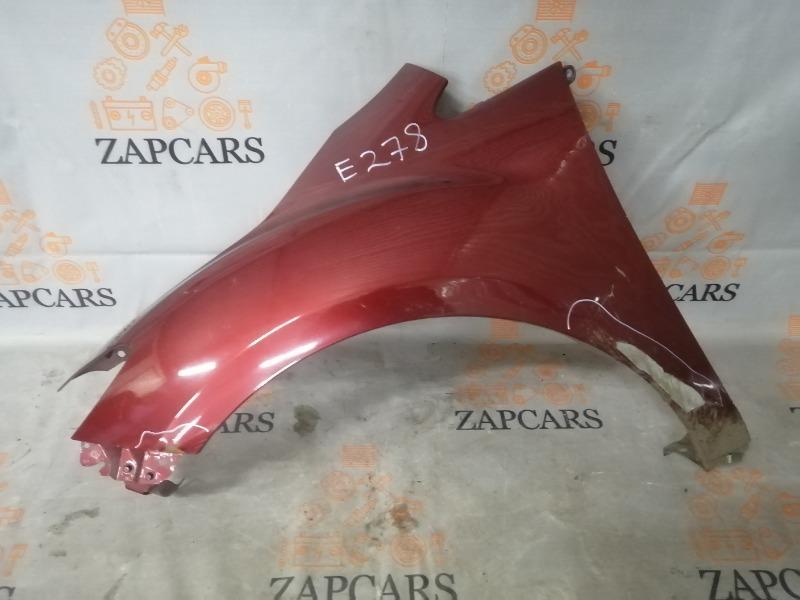 Крыло Mazda Cx-7 L3-VDT 2008 переднее левое (б/у)